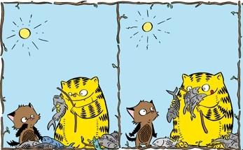 fiskpinnar