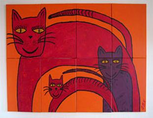 tavlaredcats