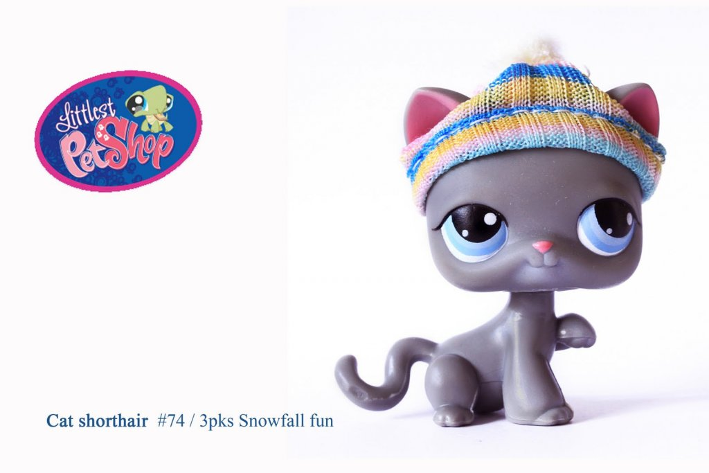 Littlest Pet Shop _74