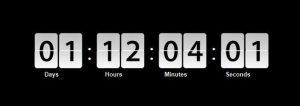 jquery_countdown_clock
